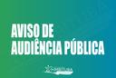 Audiência Pública nº 02/2021 transferida para 27 de maio de 2021