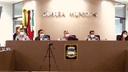 Audiência Pública: Representantes do executivo municipal prestam informações sobre as metas fiscais do segundo quadrimestre de 2021 à CFO e demais vereadores.