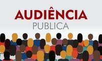 AVISO DE AUDIÊNCIA PÚBLICA N° 007/2019
