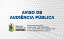 AVISO DE AUDIÊNCIA PÚBLICA N° 016/2018