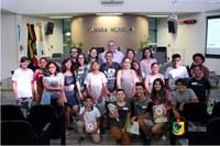 Câmara Mirim de Imbituba reinicia os trabalhos