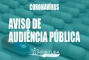 Câmara realizará Audiência Pública para discutir o tratamento precoce para a COVID-19
