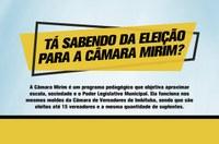 Eleição para a Câmara Mirim de Imbituba