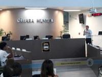 Câmara Mirim traz palestras sobre a Inimputabilidade Penal