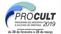 Capacitação aos interessados em participar do PROCULT acontece nesta sexta-feira (15) na Câmara de Vereadores