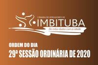 Após 5 meses realizando sessões virtuais, Câmara de vereadores anuncia retorno das sessões presenciais em Imbituba