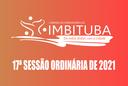 Pauta da 17ª Sessão Ordinária de 2021