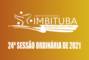 Pauta da 24ª Sessão Ordinária de 2021