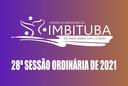 Pauta da 28ª Sessão Ordinária de 2021