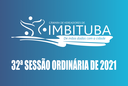Pauta da 32ª Sessão Ordinária de 2021