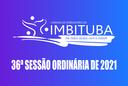 Pauta da 36ª Sessão Ordinária de 2021