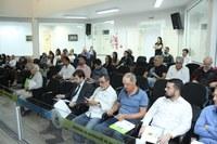 Presidente do Tribunal Administrativo Tributário de Florianópolis abre o primeiro dia do Ciclo de Atualização Legislativa