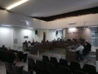 Resumo da 31ª Sessão Ordinária da Câmara de Imbituba